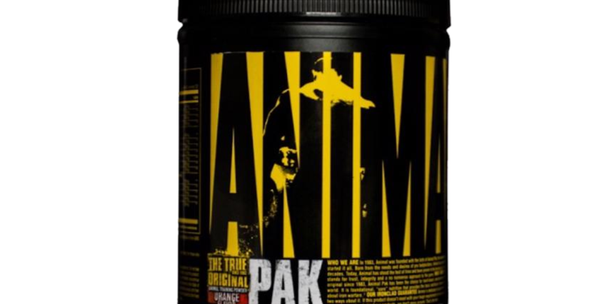 Uni Animal Pak Powder 22 serv