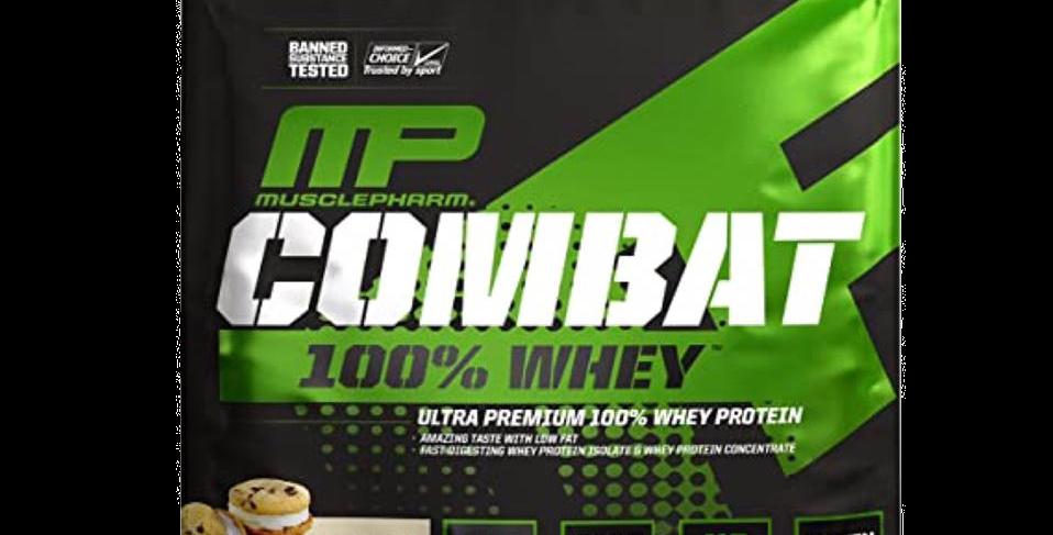 Mp Whey Combat 10 Lbs