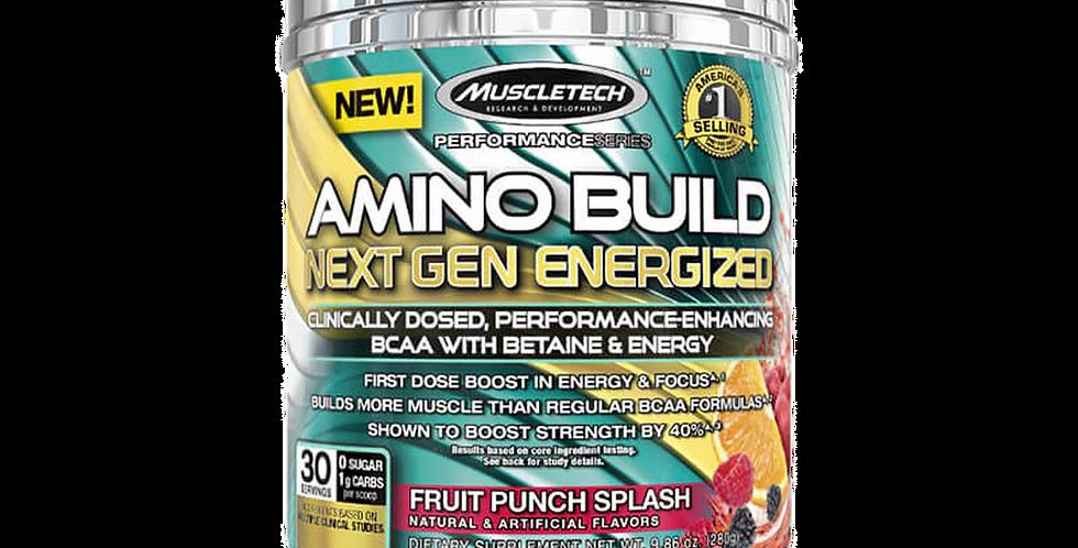 Mt Amino Build Next Gen Energized  30 Serv