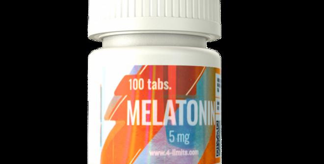 Melatonin 5 Mg/100 Tabs