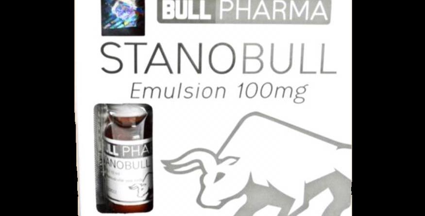 Bull Stanobull Emulsion 100 Mg