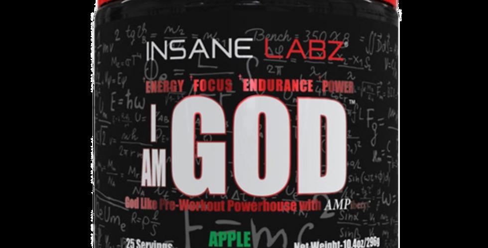 Ins I Am God (25 Serv)