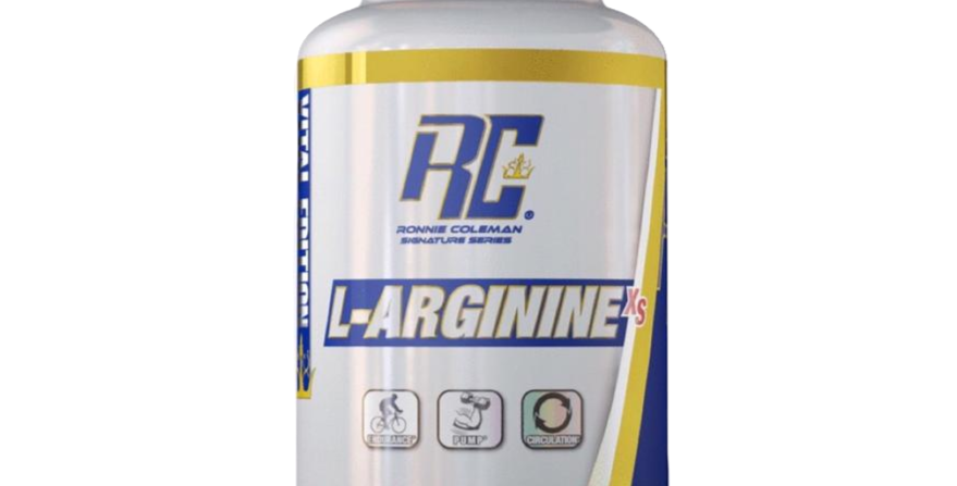 Ronnie L-Arginine 800 Mg 50 Capsulas