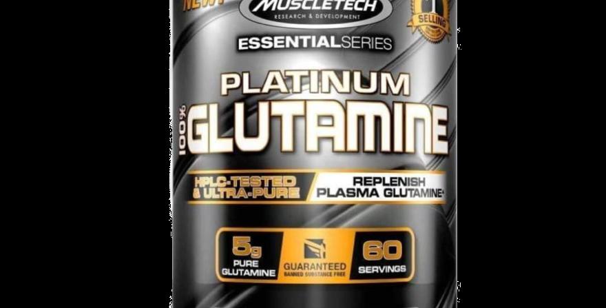 Mt Platinum Glutamine 300g