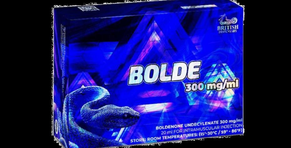 British Bolde 300 Ny