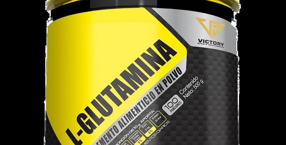 Victory L-Glutamina 500 Grs