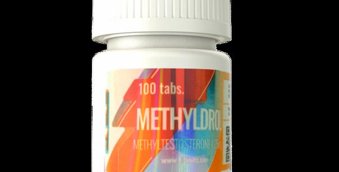Methyldrol 25 Mg/100 Tabs
