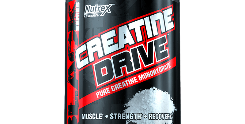 Nt Creatine Drive Black 300 Grs
