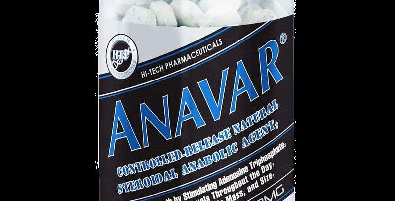 Htp Anavar 180 Tabs