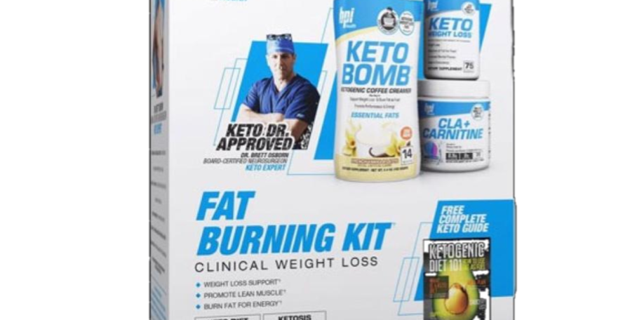 Bpi Fat Burning Kit