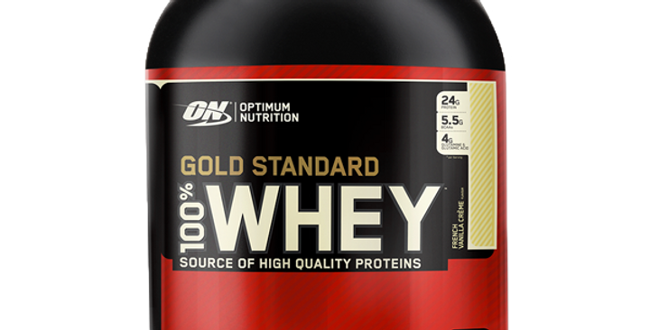 On 100% Whey Gold Std 5 Lbs ENVIO GRATIS