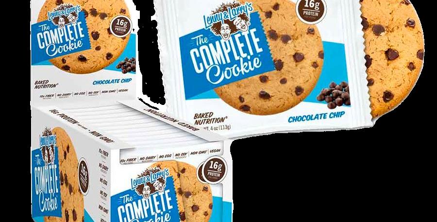 L&L Complete Cookie 12 Bars Nuevos sabores!