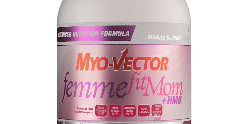 Pbs Myo-Vector Femme 3 Lb Fit Mom + Hmb