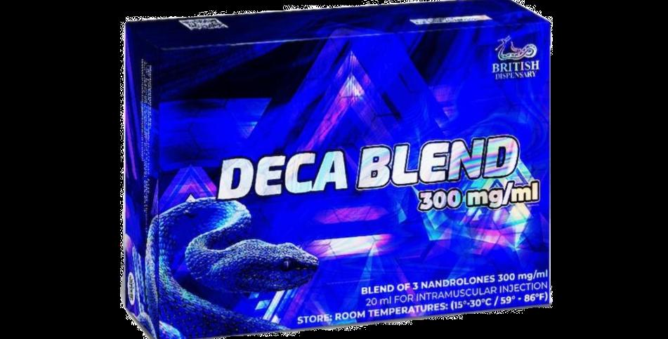 British Deca Blend 300