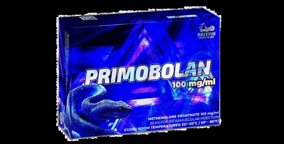British Primobolan 100 Ny