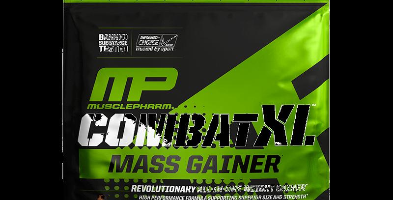 Mp Combat Xl Mass Gainer 12 Lbs