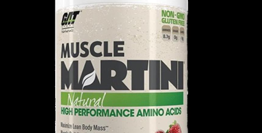 Gat Muscle Martini  345 Grs