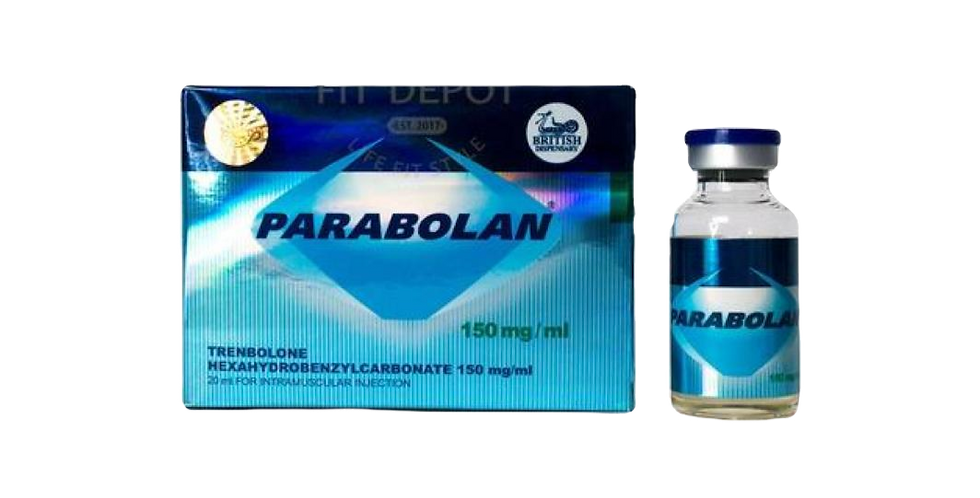 British Parabolan 150 150mg/Ml