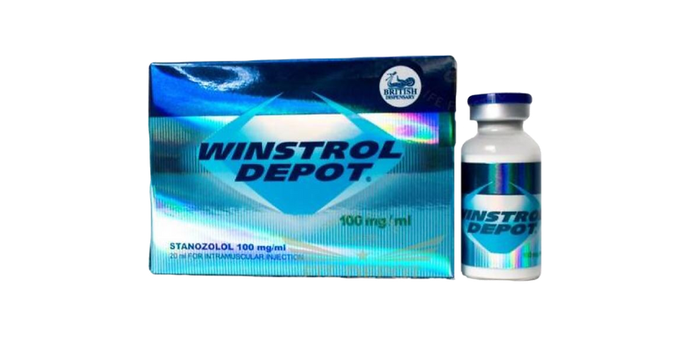 BD WINSTROL DEPOT 100 MG/ML