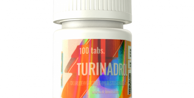 Turinadrol 25 Mg/100 Tabs