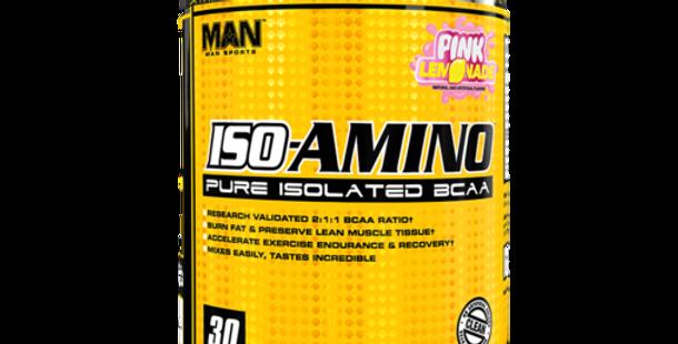 Man Iso Amino Bcaa 30 Serv