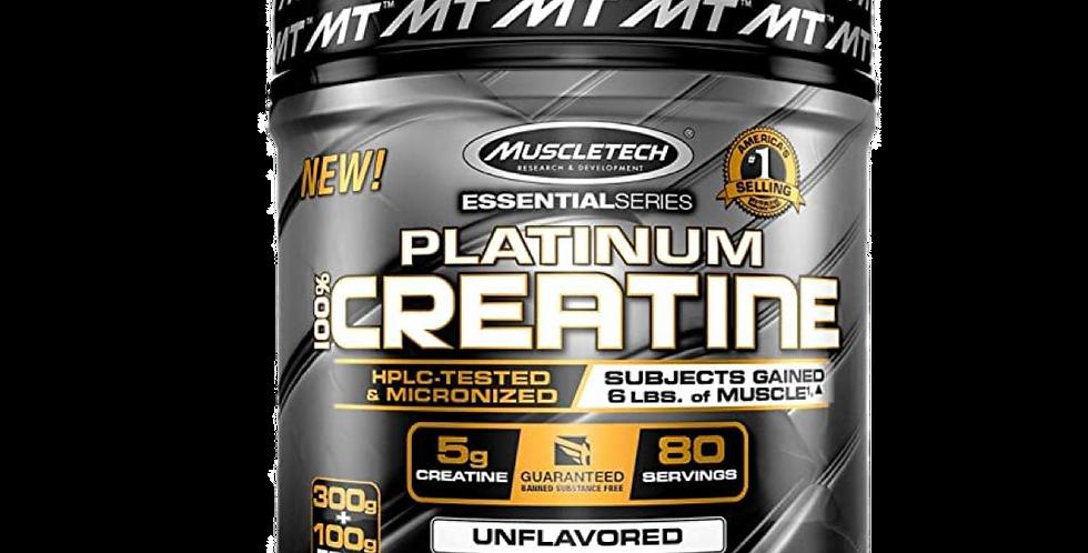 Mt Platinum Creatine 400g