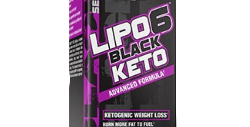 Nt Lipo 6 Black Keto 60 Ct