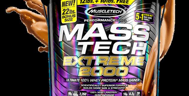 Mt Mass-Tech 22 Lbs Extreme 2000 Envio gratis!!