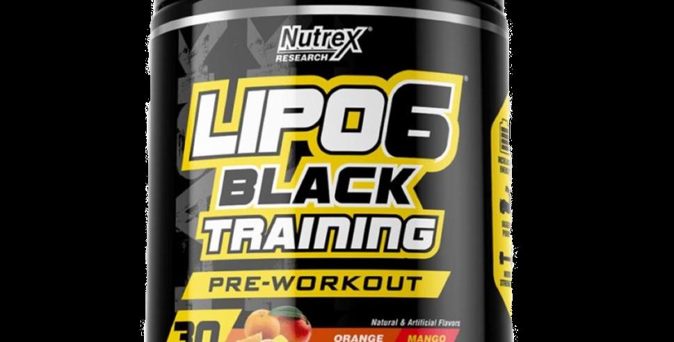 Nt Lipo 6 Black Training 30 Serv