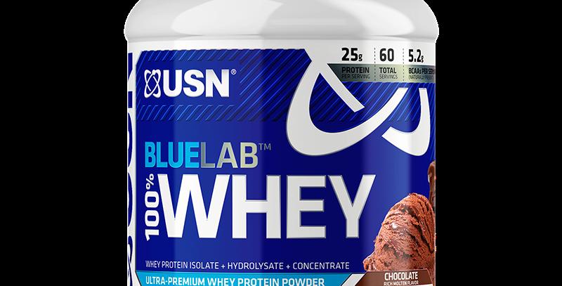 Usn Blue Lab 100% Whey 4.5 Lbs
