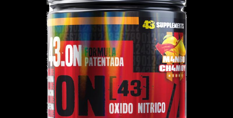 43 Oxido Nitrico 330 G