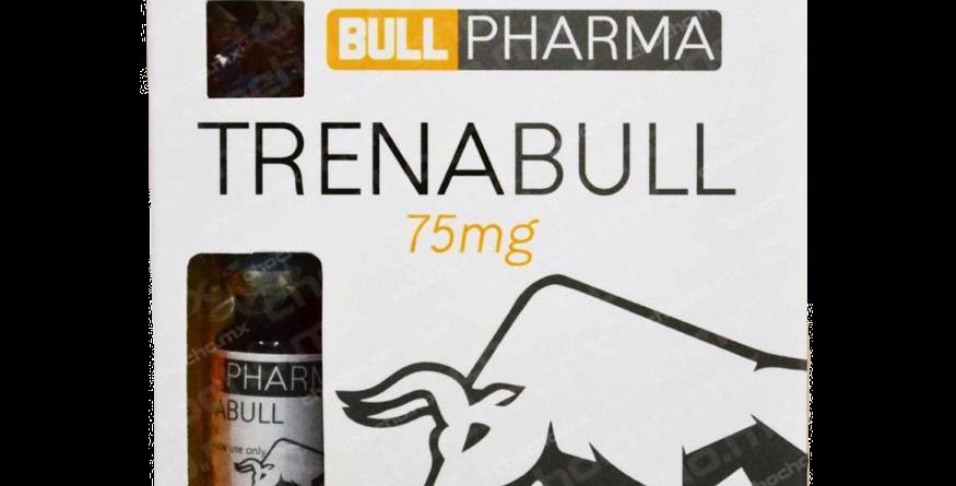 Bull Trenabull Iny 75 Mg