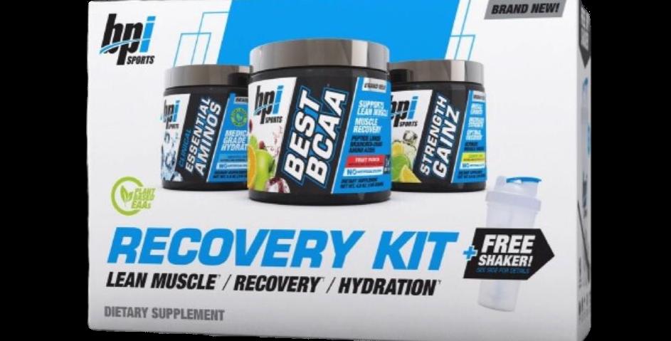 Bpi Recovery Kit