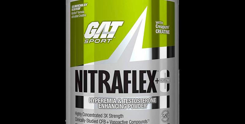Gat Nitraflex Plus C (30 Serv)