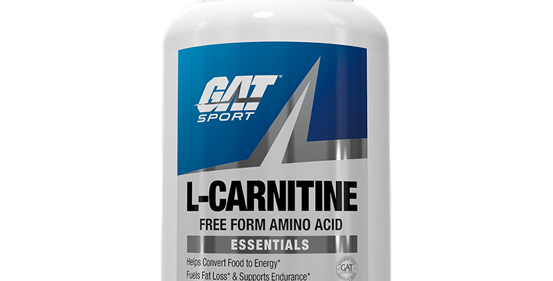 Gat L-Carnitine 500mg 60 Caps