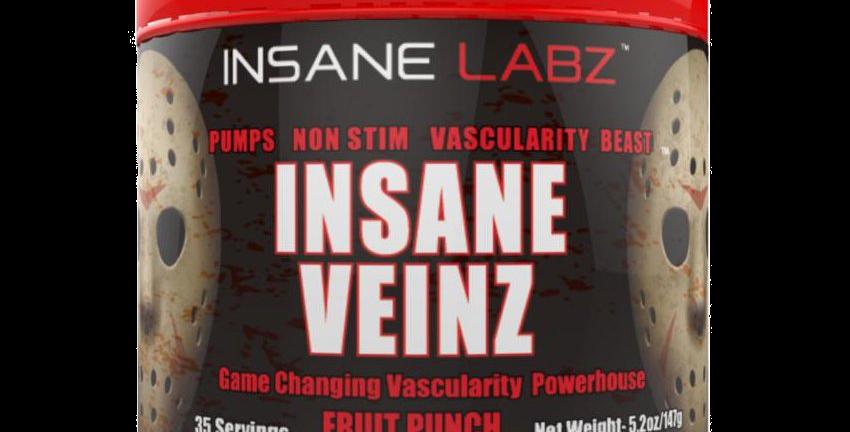 Ins Insane Veinz 35 Serv