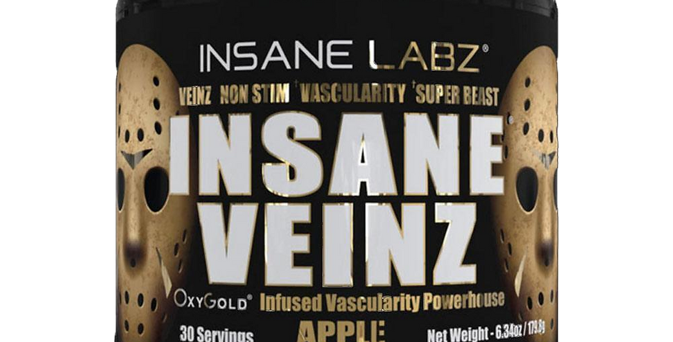 Ins Insane Veinz Gold 30 Serv