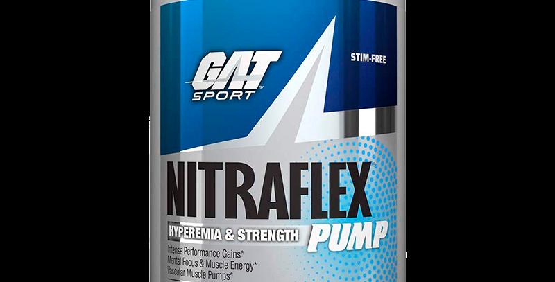 Gat Nitraflex Pump 20 Serv