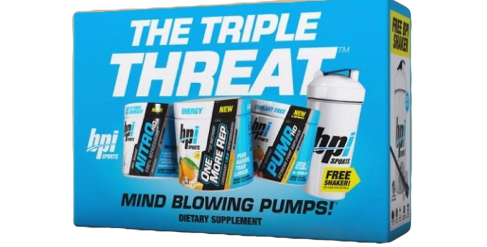 Bpi Triple Threat Kit