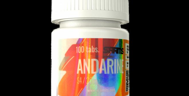Andarine S4 20 mg/100 Tabs