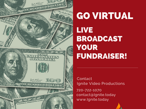 New Normal Virtual Fundraisers!