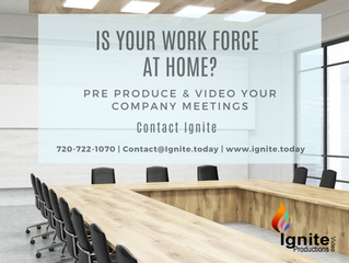 Is Your Work Force At Home?