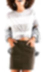 Falala 🎄 •  new zsupply mini skirt for