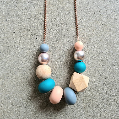 Silicone Necklace by Hey Mama