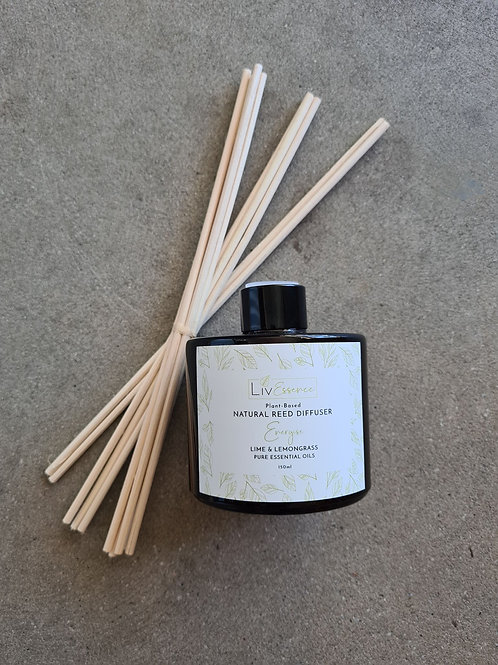 Essential Oil Reed Diffusers by LivEssence