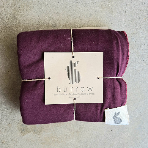 Bamboo Baby Swaddle by Burrow Baby