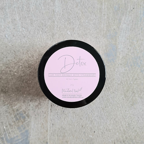 Face Masque by MiNatural Nest