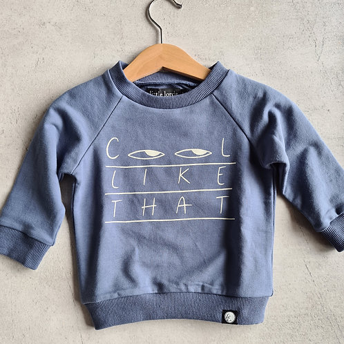Cool Like That Sweater by Little Lords