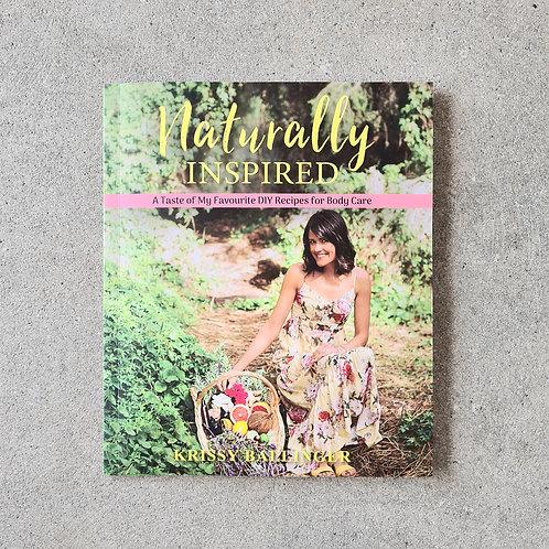 'Naturally Inspired - Taster Booklet for Body Care' by Krissy Ballinger