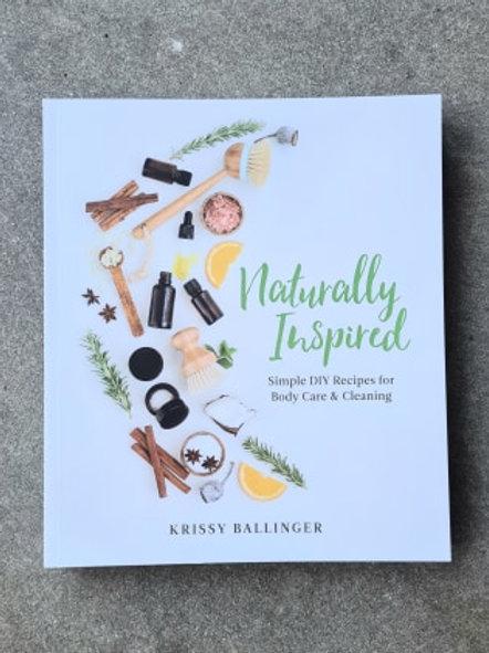 'Naturally Inspired' by Krissy Ballinger